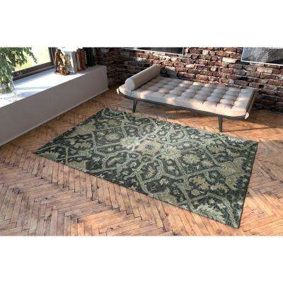 Chancellor Graphite 9 ft. x 12 ft. Area Rug