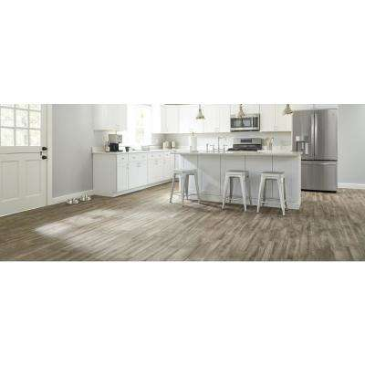 Sierra Wood 6 in. x 24 in. Porcelain Floor and Wall Tile (14.55 sq. ft. / case)