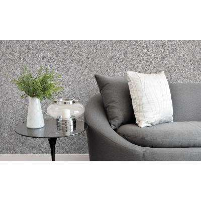Dandi Grey Floral Wallpaper