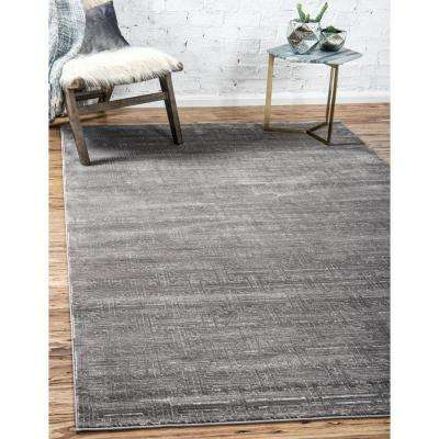 Uptown Collection by Jill Zarin™ Park Avenue Gray 8' 0 x 10' 0 Area Rug