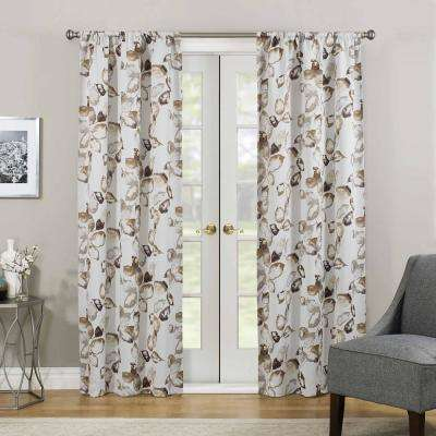 Blackout Paige Rod Pocket Curtain