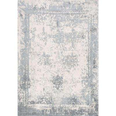 Shawanna Blue 7 ft. 6 in. x 9 ft. 6 in. Area Rug