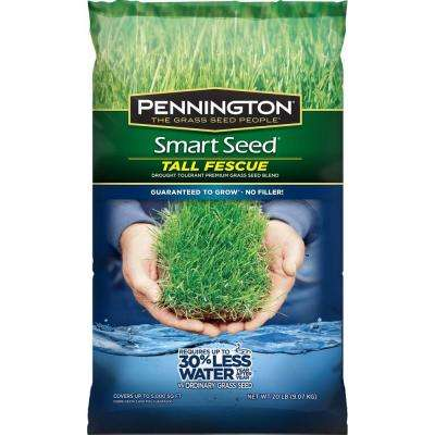 Smart Seed 20 lb. Tall Fescue Grass Seed