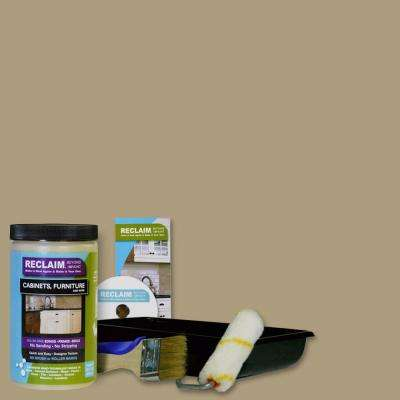 Beyond Paint 1-qt. Linen All in One Multi Surface Cabinet, Furniture and More Refinishing Kit