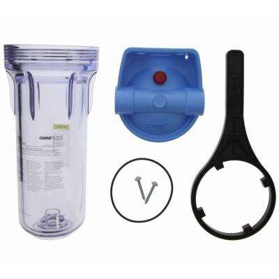 11-3/8 in. x 5-7/8 in. Whole House Water Filtration System