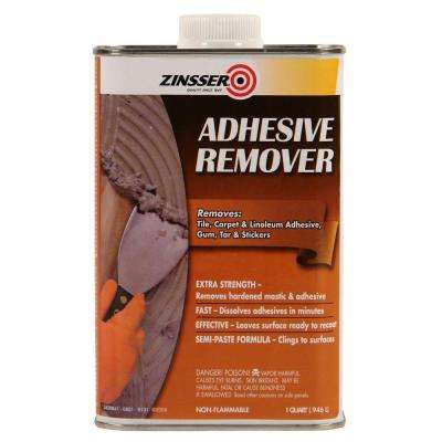 1-qt. Adhesive Remover (Case of 6)