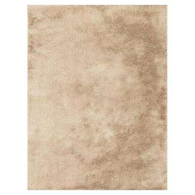 Summer Living Sand 3 ft. 3 in. x 5 ft. 3 in. Area Rug