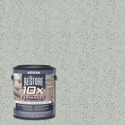 1 gal. 10X Advanced Graywash Deck and Concrete Resurfacer
