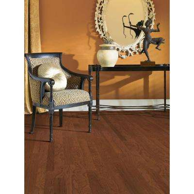 Vintage Hickory Mocha 1/2 in. Thick x 5 in. Wide x Random Length Engineered Hardwood Flooring (31 sq. ft. / case)