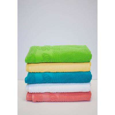 Sandbox Sun 100% Cotton Beach Towel