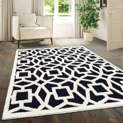 Pure Lemniscate Onyx 5 ft. 3 in. x 7 ft. 2 in. Area Rug
