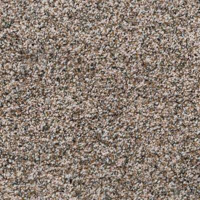 Spellbound II - Color Latte Texture 12 ft. Carpet (1080 sq. ft. / Roll)