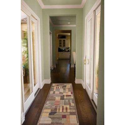 Somerset Multicolor 2 ft. x  Indoor Area Rug