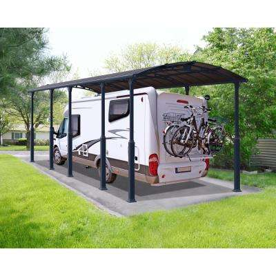 Alpine 10600 12 ft. x 35 ft. RV Carport and Shelter