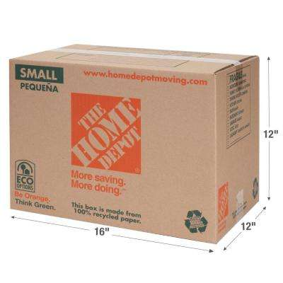 16 in. L x 12 in. W x 12 in. D Small Box