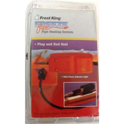 Plug End And Seal for Roof Cable Kit