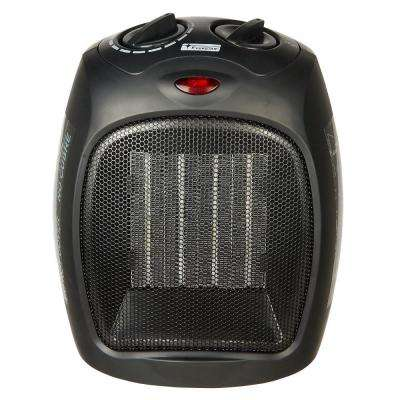 1,500-Watt Convection Electric Portable Heater and Fan