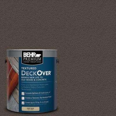 #SC-103 Coffee Textured DeckOver