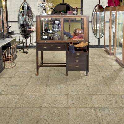 Saja Blanco 13 in. x 13 in. Ceramic Floor and Wall Tile (12.2 sq. ft. / case)