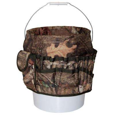 Camo Bucketeer 11 in. Bucket Tool Organizer