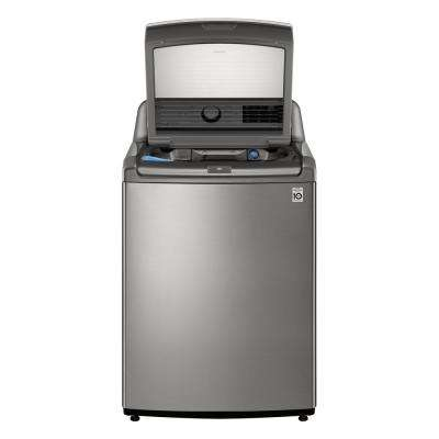 4.5 cu. ft. Graphite Steel Top Load Washing Machine
