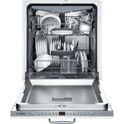 800 Series 24 in. ADA Top Control Tall Tub Dishwasher in Custom Panel Ready with Stainless Steel Tub and 3rd Rack, 44dBA