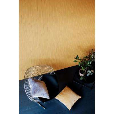 Folded Paper Paintable Textured Vinyl Strippable Wallpaper (Covers 57.5 sq. ft.)