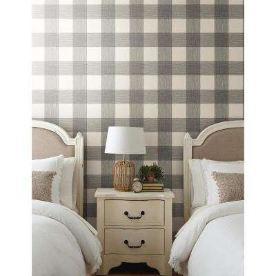 56 sq.ft. Common Thread Wallpaper
