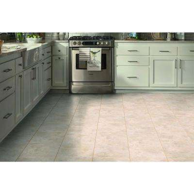 Travertine 12 in. x 12 in. Peel and Stick Vinyl Tile (30 sq. ft. / case)