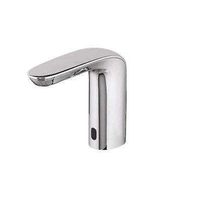 NextGen Selectronic Battery Powered Single Hole Touchless Bathroom Faucet with 1.5 GPM in Polished Chrome