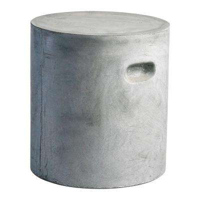 Prospect Round Stool in Slate