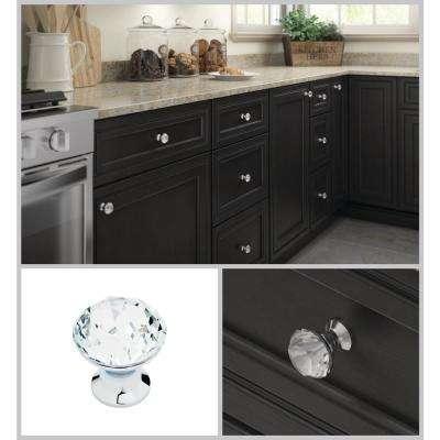 Crystal Cabinet Knob Sample Box (5-Pack)