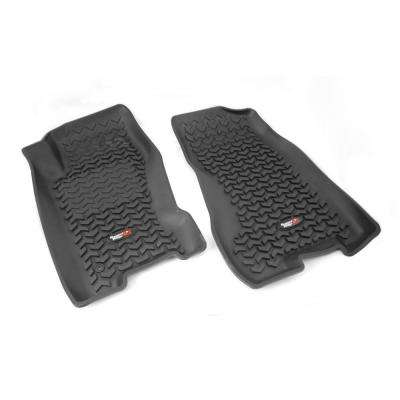 Floor Liner Front Pair Black 1999-2004 Jeep Gr and Cherokee WJ