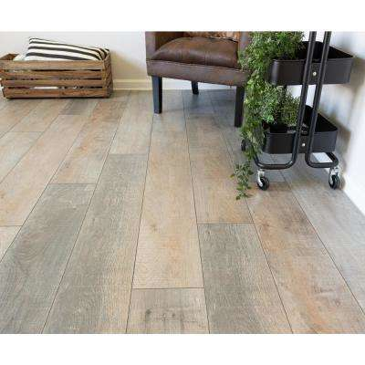 Foggy Hollow Oak 12mm Thick x 8.03 in. Wide x 47.64 in. Length Laminate Flooring (15.94 sq. ft. / case)