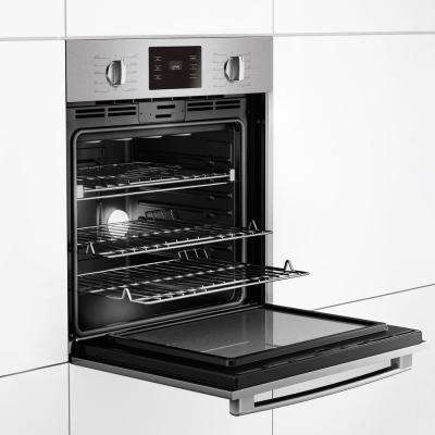 500 Series 27 in. Single Electric Wall Oven with European Convection and Self Cleaning in Stainless Steel