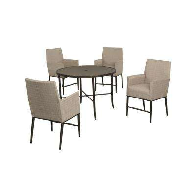 Aria 5-Piece Patio High Dining Set
