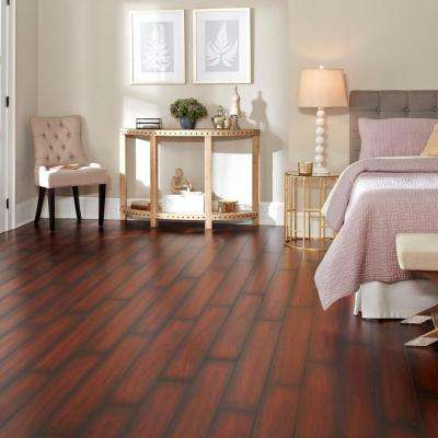 Distressed Maple Cruise 8 mm Thick x 5-5/8 in. Wide x 47-7/8 in. Length Laminate Flooring (748 sq. ft. / Pallet)