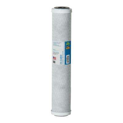 Commercial Grade 20 in. x 2.5 in., 5-Micron High Capacity Sediment Pre-Filter
