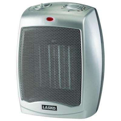 9.2 in. 1500-Watt Electric Portable Ceramic Compact Heater