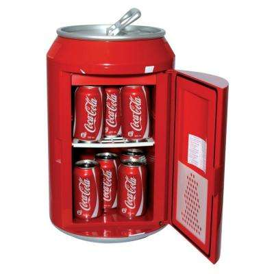 12-Volt DC/110 AC 24/12 oz. Thermoelectric Can Cooler