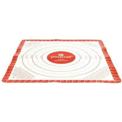 20 in. x 20 in. Silicone Dough Rolling Mat