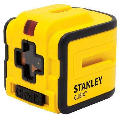 Cubix Cross Line Laser Level