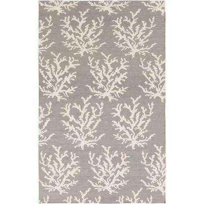 Somerset Bay Light Gray 8 ft. x 11 ft. Flatweave Area Rug
