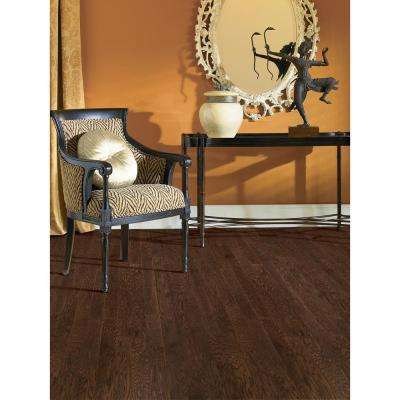 Oak Heather Gray 3/8 in. Thick x 4-3/4 in. Wide x Random Length Engineered Click Hardwood Flooring (924 sq. ft. /pallet)