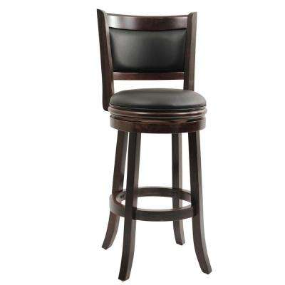 Without arms bar stools kitchen dining room furniture furniture the home depot Home depot wood bar stools