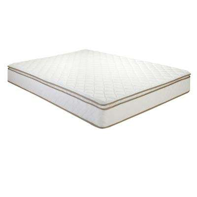 Classic Full-Size Innerspring 10 in. Pillowtop Mattress