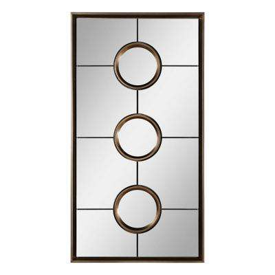 Tosca 32 in. H x 60 in. W Vertical Mirror