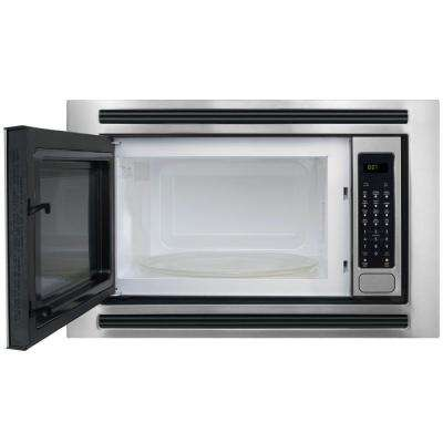 2.0 cu. ft. Microwave in Stainless Steel, Built-In Capable with Sensor Cooking
