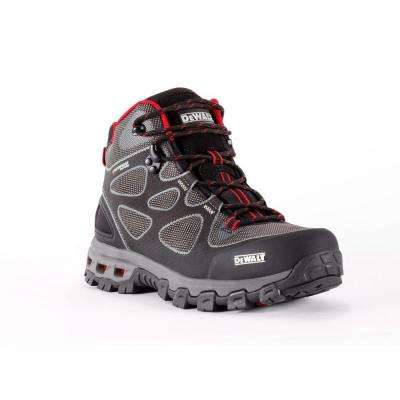 Lithium Mid Men Steel Toe Waterproof Athletic Work Boot