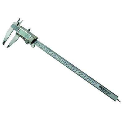 12 in. Digital Fractional Caliper